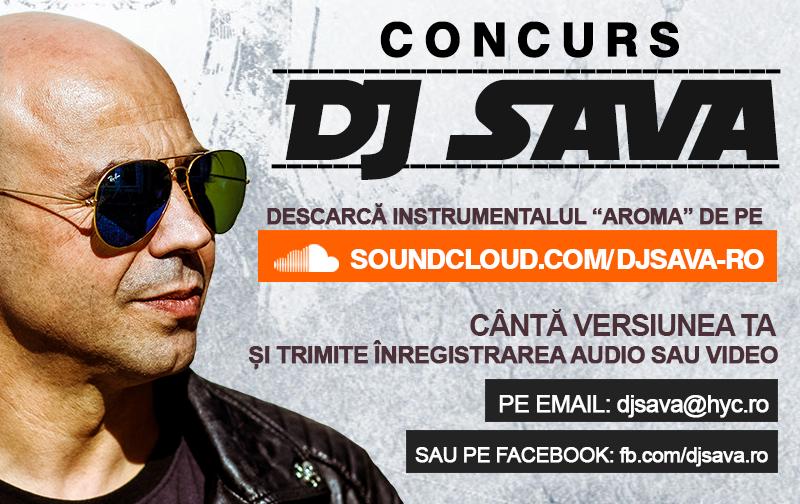 DJ Sava Aroma