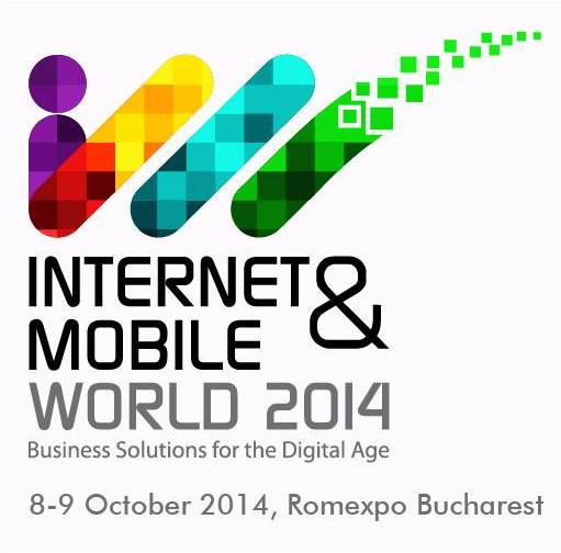 IMWorld 2014 logo